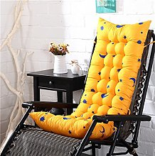 ANQI - Cojín acolchado para silla de patio con