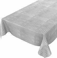 ANRO - Mantel de hule lavable, para mesa, 95% PVC,