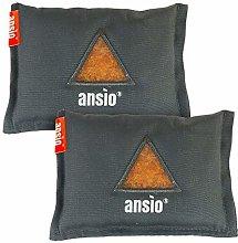 ANSIO Bolsa absorbente de humedad reutilizable