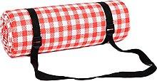 ANTONMOVE Manta de pícnic, 200 x 200 cm,