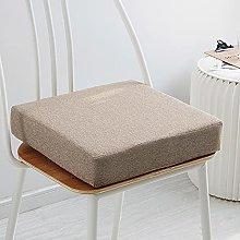 AORUI Cojín antideslizante para silla de comedor