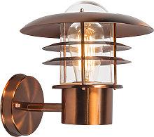 Aplique de exterior vintage cobre IP44 - PRATO