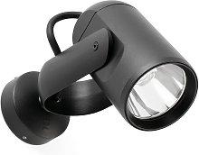 Aplique de foco LED Slot, 20 cm