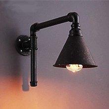 Aplique de Pared Country Vintage Lámpara de Pared