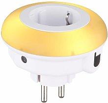 Aplique de pared LED luminaria luz nocturna toque