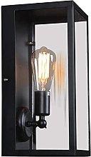 Aplique de Pared Loft Lámpara de Pared Antigua,