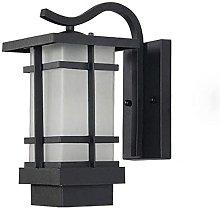Aplique de Pared Luces de Granero al Aire Libre de