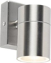 Aplique exterior acero IP44 - SOLO