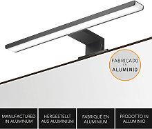 Aplique LED 30cm de baño GUE para espejo y