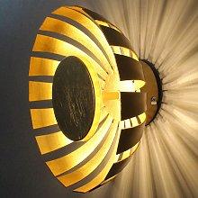 Aplique LED Flare Large, dorado