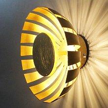 Aplique LED Flare Medium, dorado