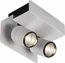 Aplique o foco blanco 2L luz neutra BORACAY LED