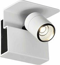 Aplique o foco luz cálida color blanco BORACAY LED