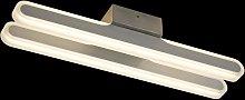Aplique plafón LED ZURICH cromo