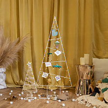Árbol de Navidad Trey Blanco Sklum