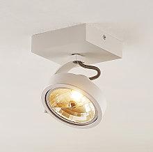 Arcchio Dagur foco de techo orientable blanco