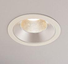 Arcchio Delano foco empotrado LED, Ø 23,2 cm