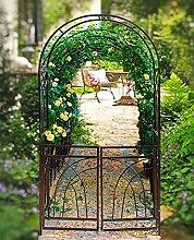 Arco JardíN, Metal Garden Arch, Arco de Rosas con
