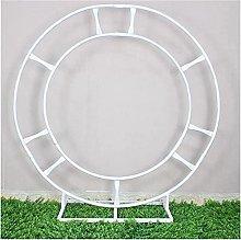Arco para trepadoras Pérgola metálica de