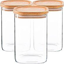 Argon Tableware Frascos de almacenamiento de