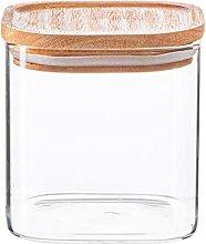 Argon Tableware Tarro de almacenamiento de vidrio