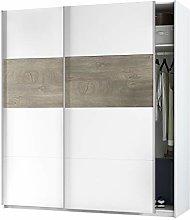 Armario 2 Puertas Correderas para Dormitorio o