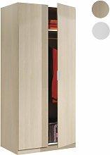 Armario 2 puertas ROBLE - Iberodepot