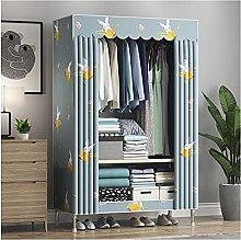 Armario Closet Closet Oxford Paño Tela de tela
