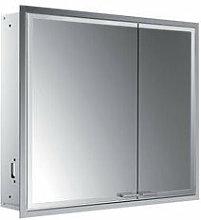 Armario con espejo iluminado Emco asis prestige 2,