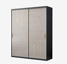 Armario con puertas correderas, apartamento