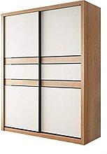 Armario con puertas correderas, moderno,