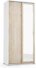 Armario Terra - con Puertas Corredizas, Espejo, 2