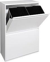 Arregui Basic CR601-B Cubo de Basura y Reciclaje