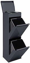 Arregui Top CR224-B Cubo de Basura y Reciclaje de