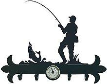 Arthifor - Colgador de Llaves Pescador con