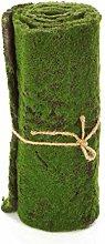 artplants.de Tapiz de Musgo Artificial, Verde