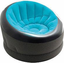 Asiento hinchable empire color azul INTEX