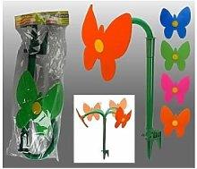 Aspersor Mariposa Inquiet 75cm