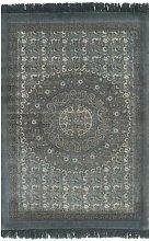 Asupermall - Alfombra de algodon Kilim 120x180 cm