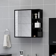 Asupermall - Armario con espejo de bano aglomerado