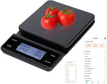 Asupermall - Balanza de cocina digital Escala