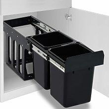 Asupermall - Cubo de basura para reciclaje