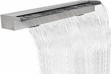 Asupermall - Fuente rectangular de acero
