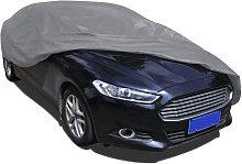 Asupermall - Funda cubierta para coche de textil