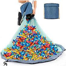 Asupermall - Hogar plegable ninos de juguete bolsa