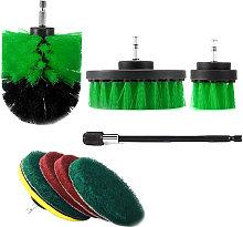 Asupermall - Kit de accesorio de cepillo de