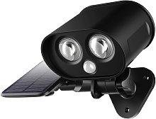 Asupermall - LED Solar Powered luz partida