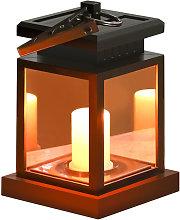 Asupermall - Luces solares de jardin luces