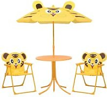 Asupermall - Mesa y sillas de jardin infantil 3