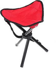 Asupermall - Pesca portatil plegable silla de